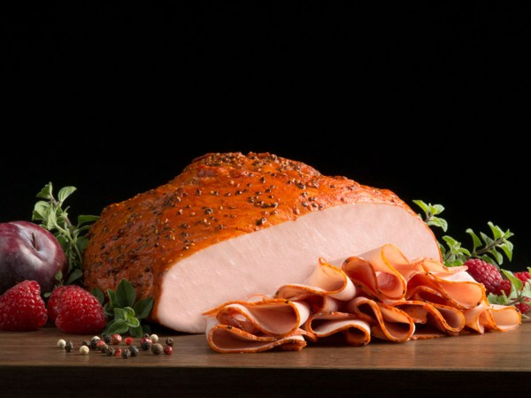 Cracked Pepper Mill Smoked Turkey Breast Boar39s Head