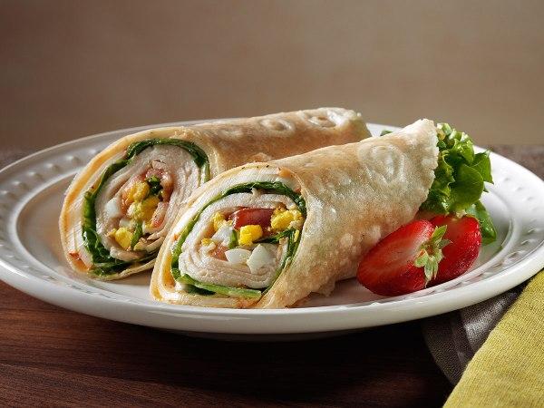 EverRoast Gluten Free Chicken Wrap Recipe Boar39s Head