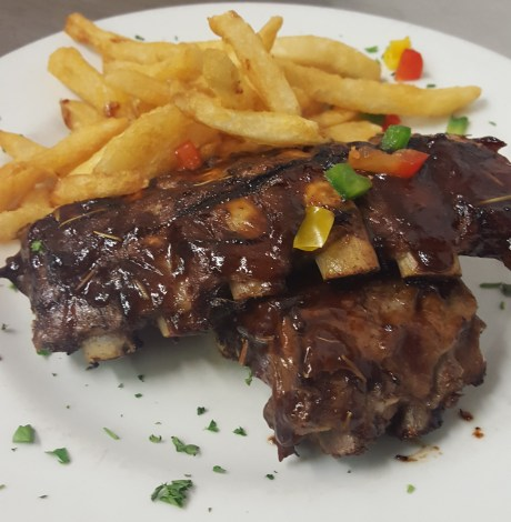 Boars Head Restaurant PCB BBQ Rib earlybird