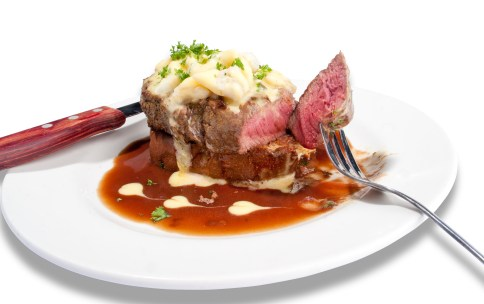 Boars Head Restaurant and Tavern Handcut Steaks and Fresh Seafood -Captains Filet Mignon (1)