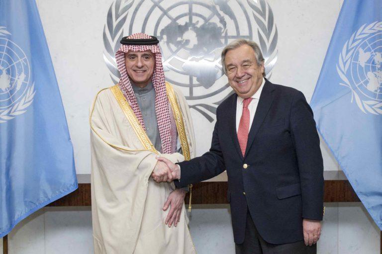 Kein Aprilscherz: Saudi Arabien wurde in die UNO Kommission für Frauenrechte gewählt