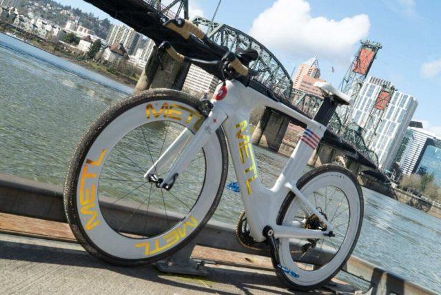 Pneu para bike desenvolvido com tecnologia criada pela Nasa