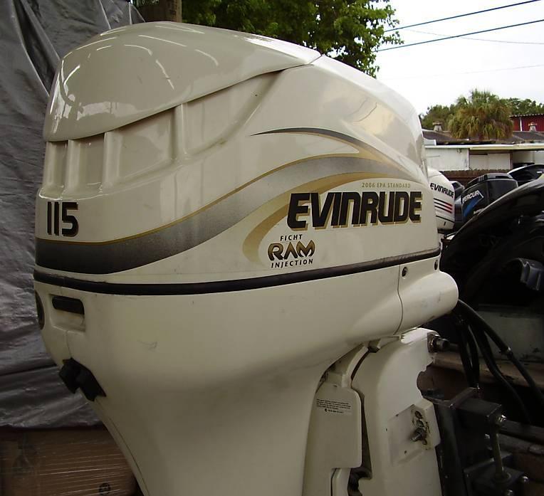 Evinrude 50 Hp Engine Diagram