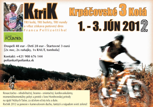 KtriK - Krpáčovské tri kolá 2012