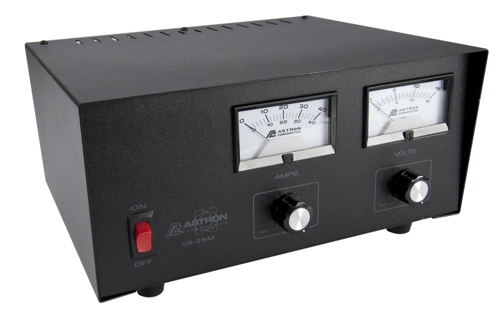 hight resolution of astron vs 35m variable dc power supply