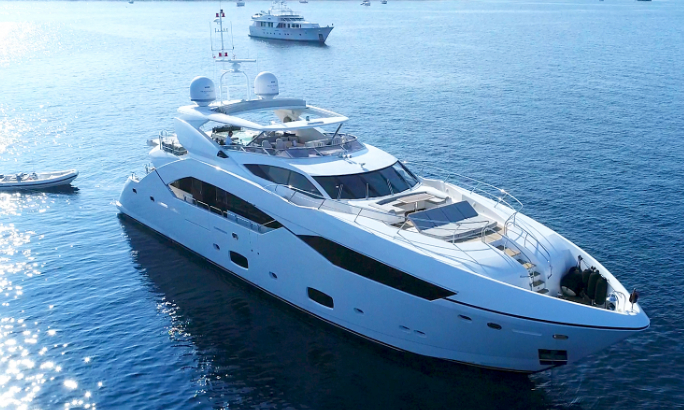MYSEA MY MAORO Available For Charter During The MONACO YACHT SHOW