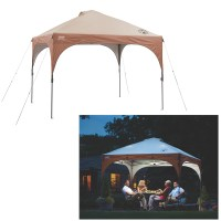 Coleman All-Night Instant Canopy w/LED Lighting System ...