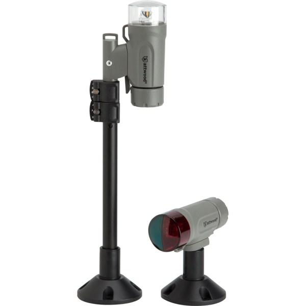 Attwood Paddlesport Portable Navigation Light Kit - Screw