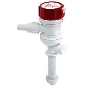 800 GPH Rule Duschentleerungssystem mit Mehrfachzulauf 12V Rule 98B