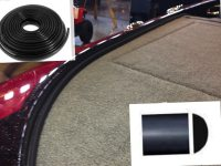 Rubber Carpet Trim Edging - Carpet Vidalondon