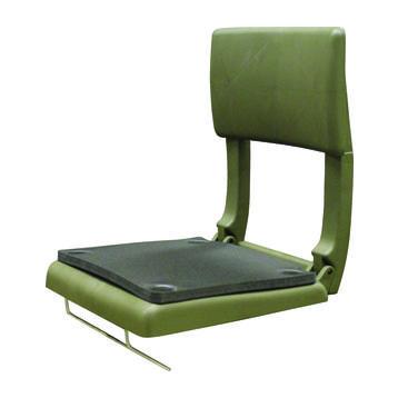 canoe chair zero gravity tokopedia 5410 molded fishing seats seat w foam pad bracket enlarge