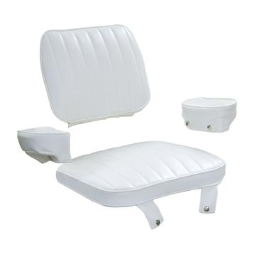 replacement captains chairs for boats unusual chair materials 8wd1007 cushion set only 4 pc w arms helm