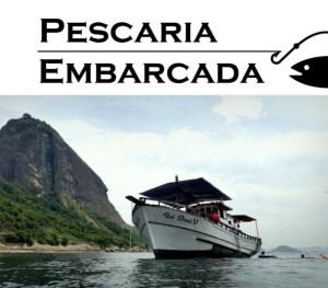 Pescaria Embarcada no Rio de Janeiro
