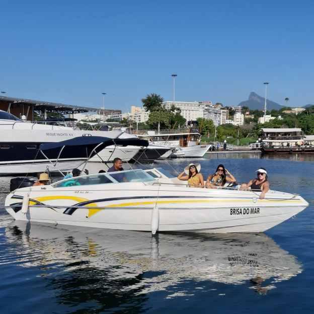 Rio Boat Cruise- Passeio de Lancha RJ