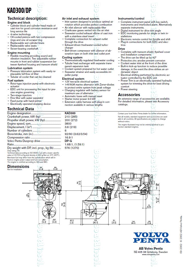 hight resolution of manual edc installation dpe penta menards 44 kad volvo