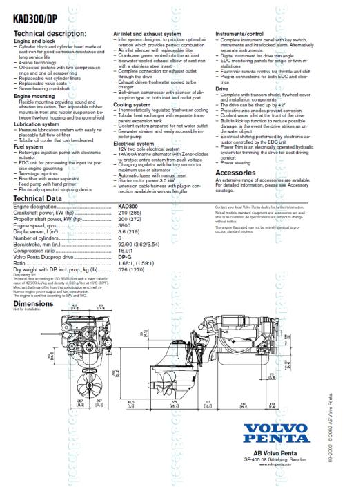 small resolution of manual edc installation dpe penta menards 44 kad volvo