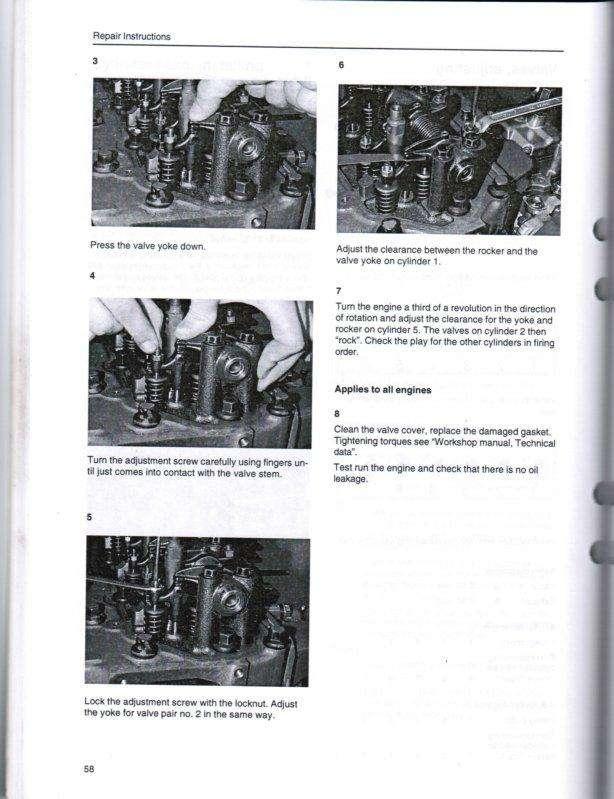 Volvo penta kad 300 service manual