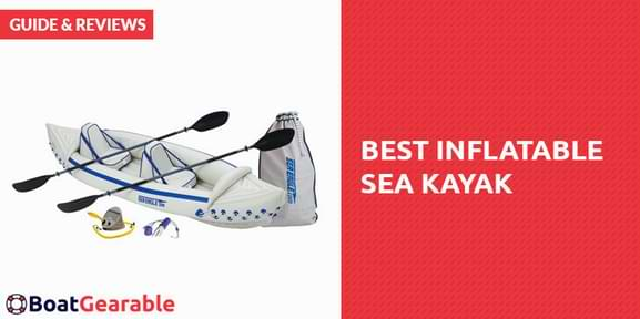 best inflatable sea kayak