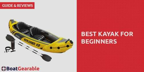 best kayak for beginners