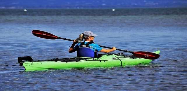 safety tips for kayaking