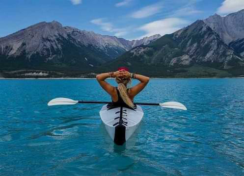 best recreational kayak for a woman