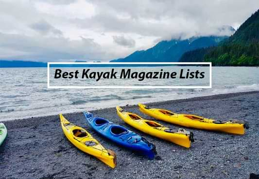 best kayak magazine