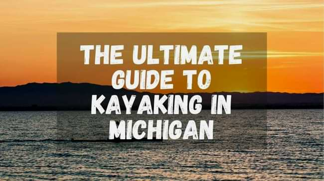 kayaking in michigan