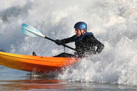 Ocean Surf Kayak