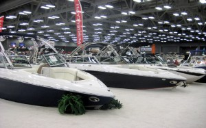 """We continue to believe in keeping our shows very clean and classy. We place ourselves right next to our biggest competitor and let our products speak for themselves."" – Clayton Raven, Boat Town"