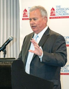 Everyone in the industry needs to be involved in government issues, says NMAA President Thom Dammrich.