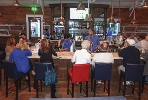 """Opening a bar or restaurant gives boaters a """"destination."""""""