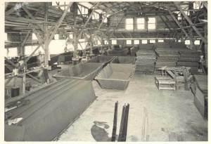 War-boats