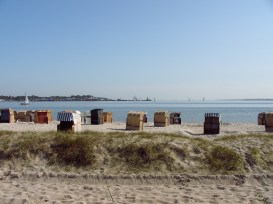 eckernförde germany beach