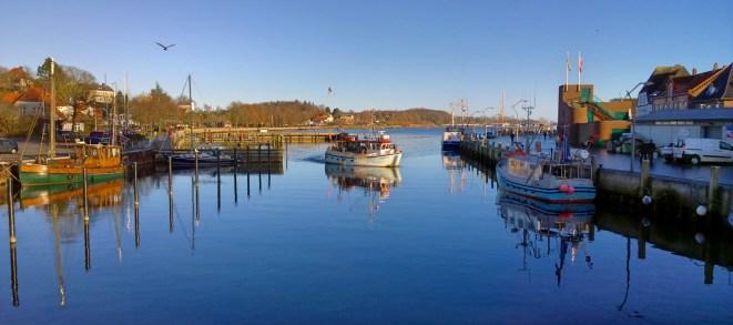 eckernförde germany harbour