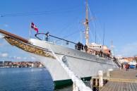 Sønderborg denmark royal ship boat harbour