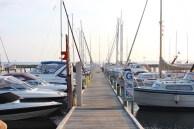 sønderborg denmark marina jetty boats masts