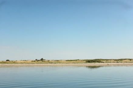 langor denmark water blue quiet boats langør
