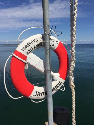 hallands väderö sweden skerry rocks sky water island boatingthebaltic.com