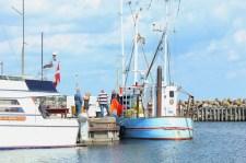 marina blau boats denmark lundeborg fisherman