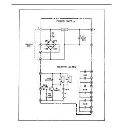 power supply and master alarm module ps1 ps2 schematic diagram ps2 power supply schematic [ 918 x 1188 Pixel ]
