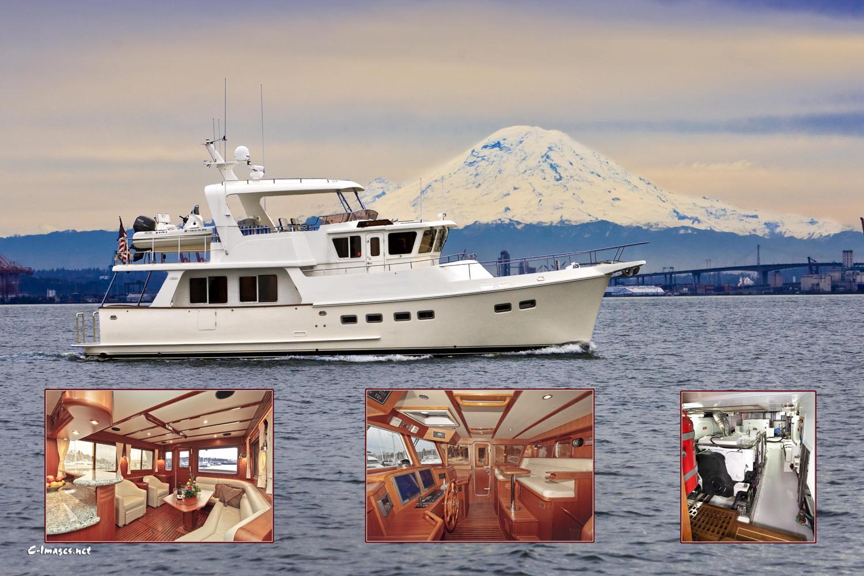 Selene 49 Yacht Photography