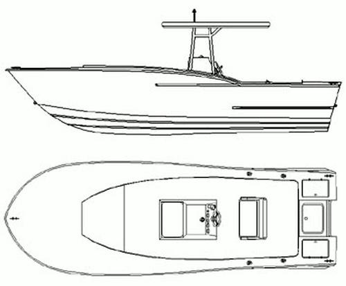 Carolina sport fishing boat plans, free small boat plans
