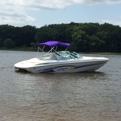 Baja 232 Islander 2002 for sale for $15,000 - Boats-from ...