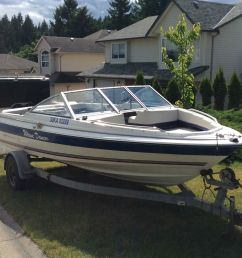 bayliner classic 19 ft 140 hp mercruiser bow rider lake inshorebayliner classic 19 ft 140 hp [ 1600 x 1195 Pixel ]