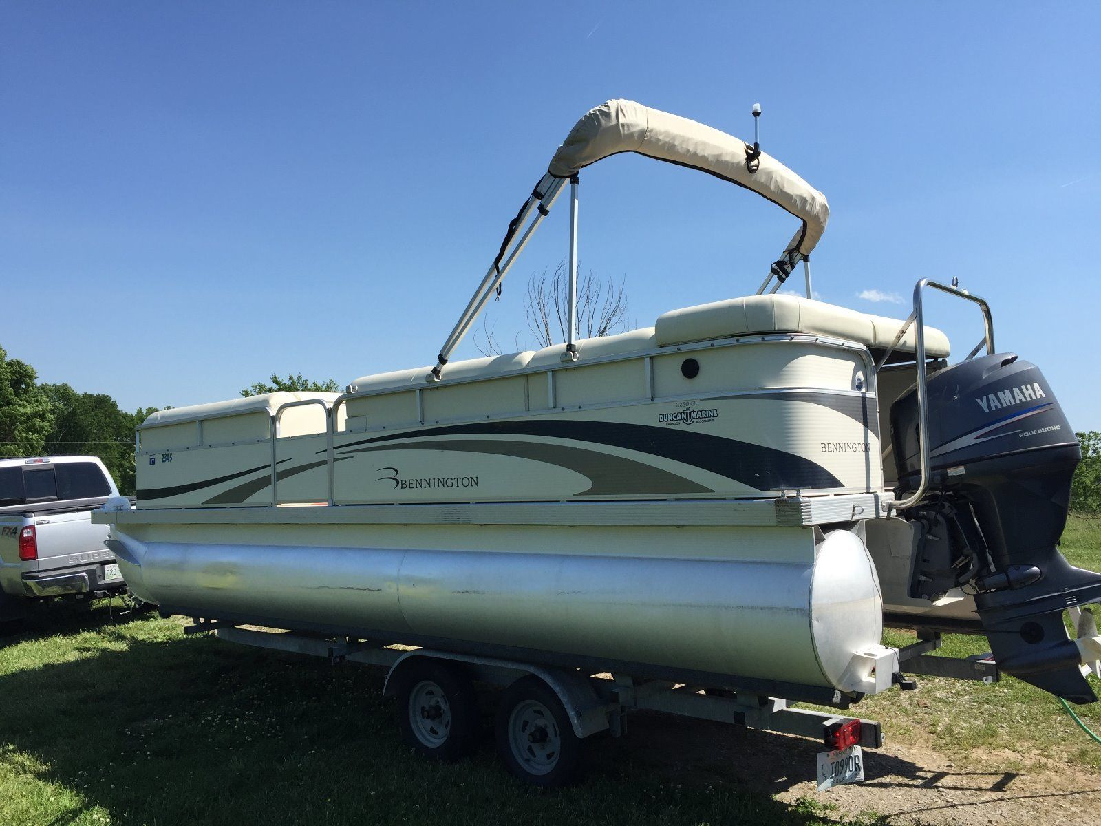 Bennington 2250GL 2008 for sale for 19900  Boatsfrom