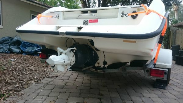 Boston Whaler Jet Boat For Sale - Year of Clean Water