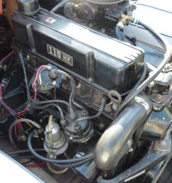 iron duke boat engine images [ 1600 x 899 Pixel ]