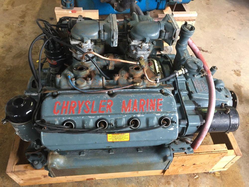 medium resolution of 331 hemi marine engine 200 hp 1956