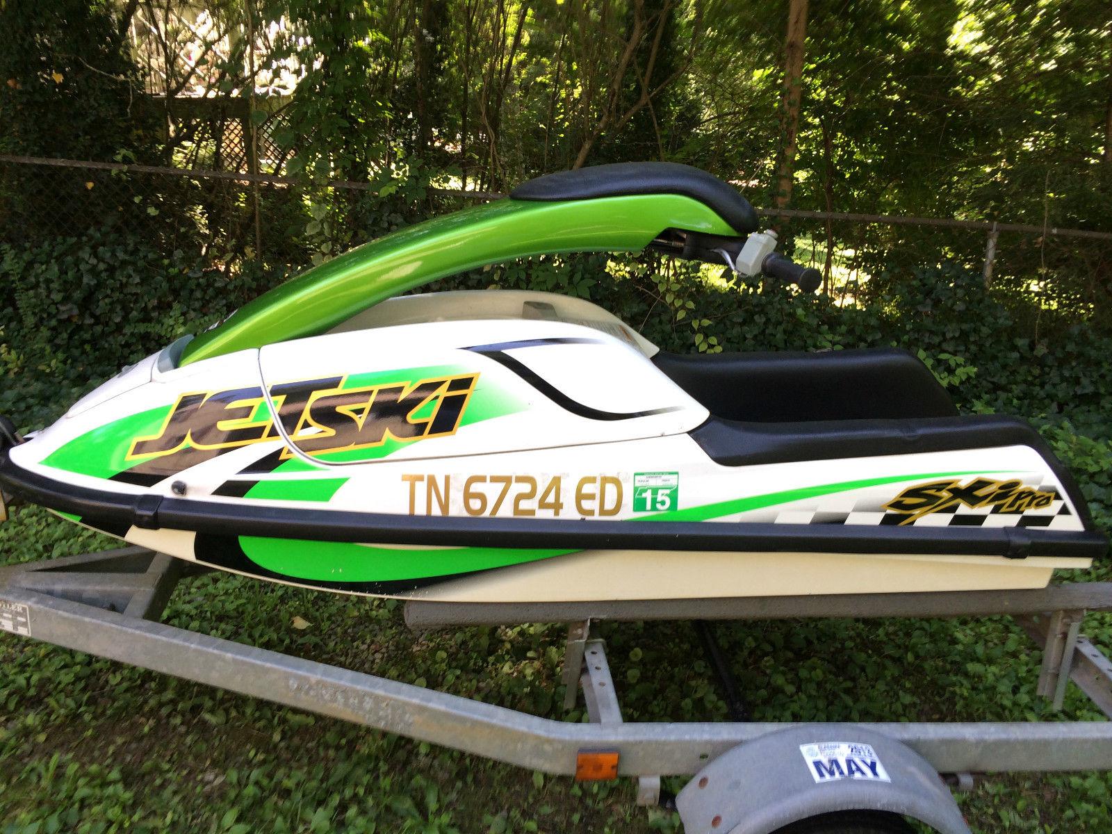 Kawasaki 750 Sxi Pro Boat For Sale From Usa