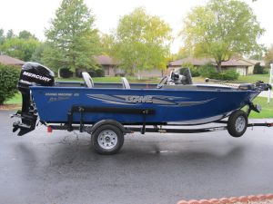 Lowe FM 165 Pro SC boat for sale from USA